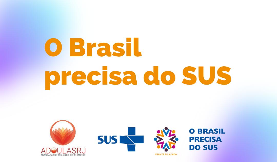 CARTA AO POVO BRASILEIRO – FRENTE PELA VIDA